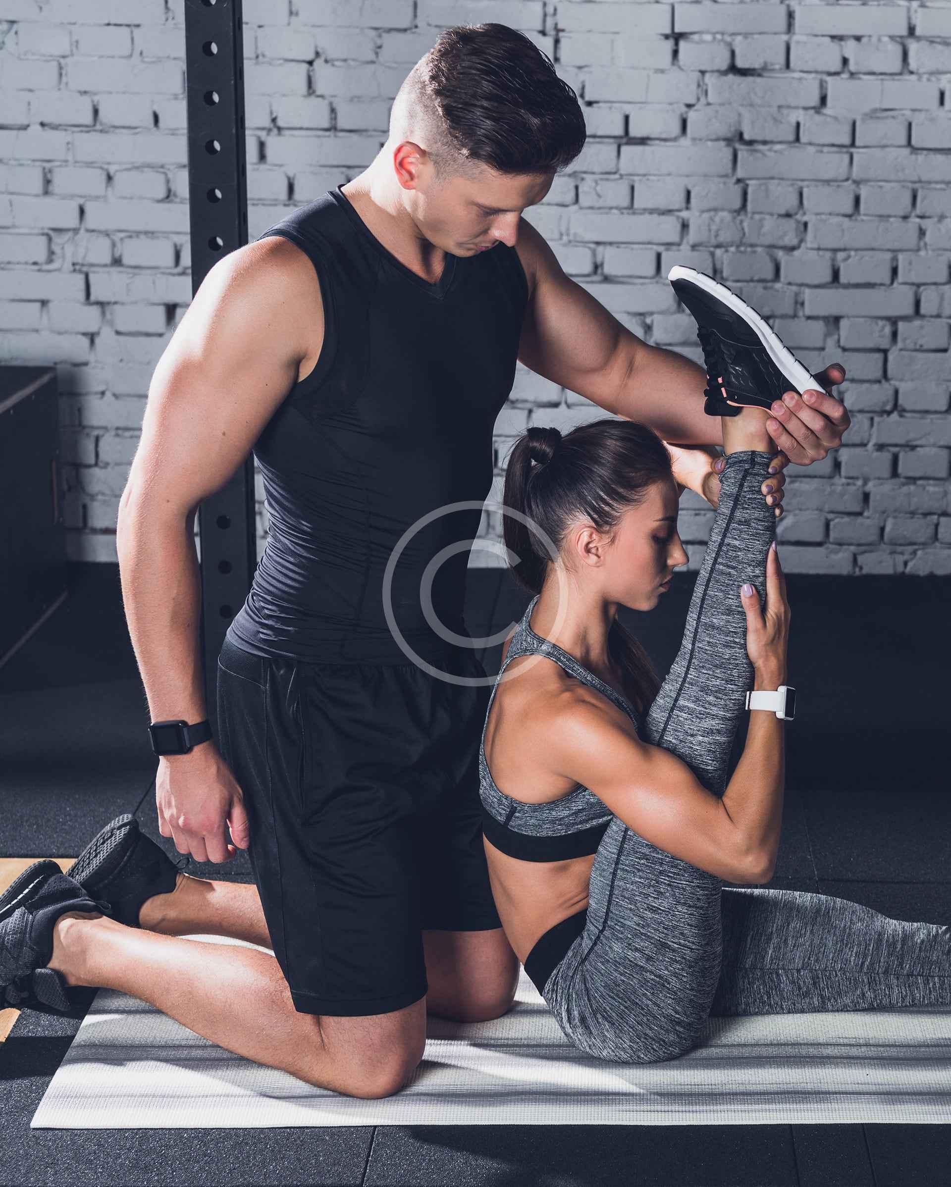 Body Stretching Exercises